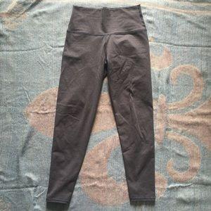 Aerie size small gray yoga leggings